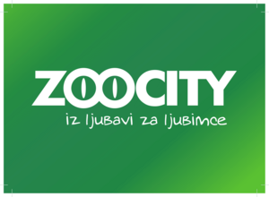 Zoo City logo | Garden Mall | Supernova