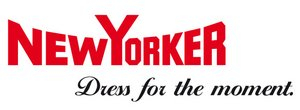 New Yorker logo | Garden Mall | Supernova