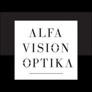 Alfa Vision Optika logo | Garden Mall | Supernova