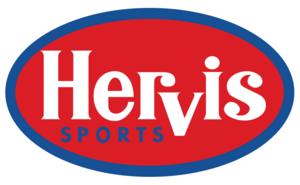 Hervis logo | Garden Mall | Supernova