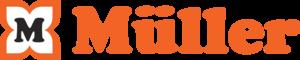 Müller logo | Garden Mall | Supernova