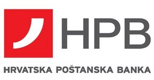 Hrvatska poštanska banka ATM logo | Garden Mall | Supernova