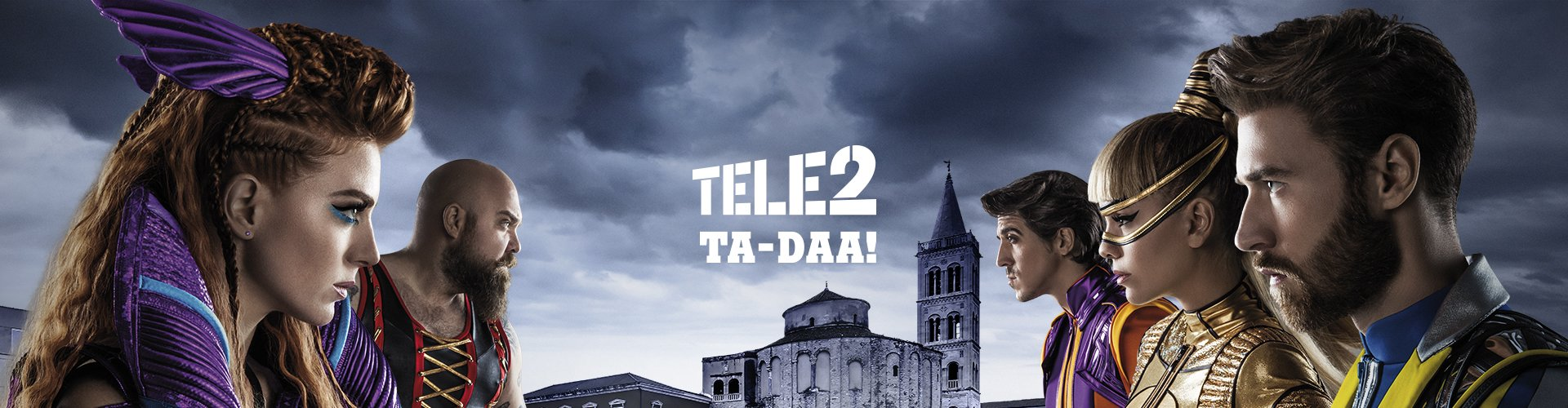 Tele2 | Garden Mall | Supernova
