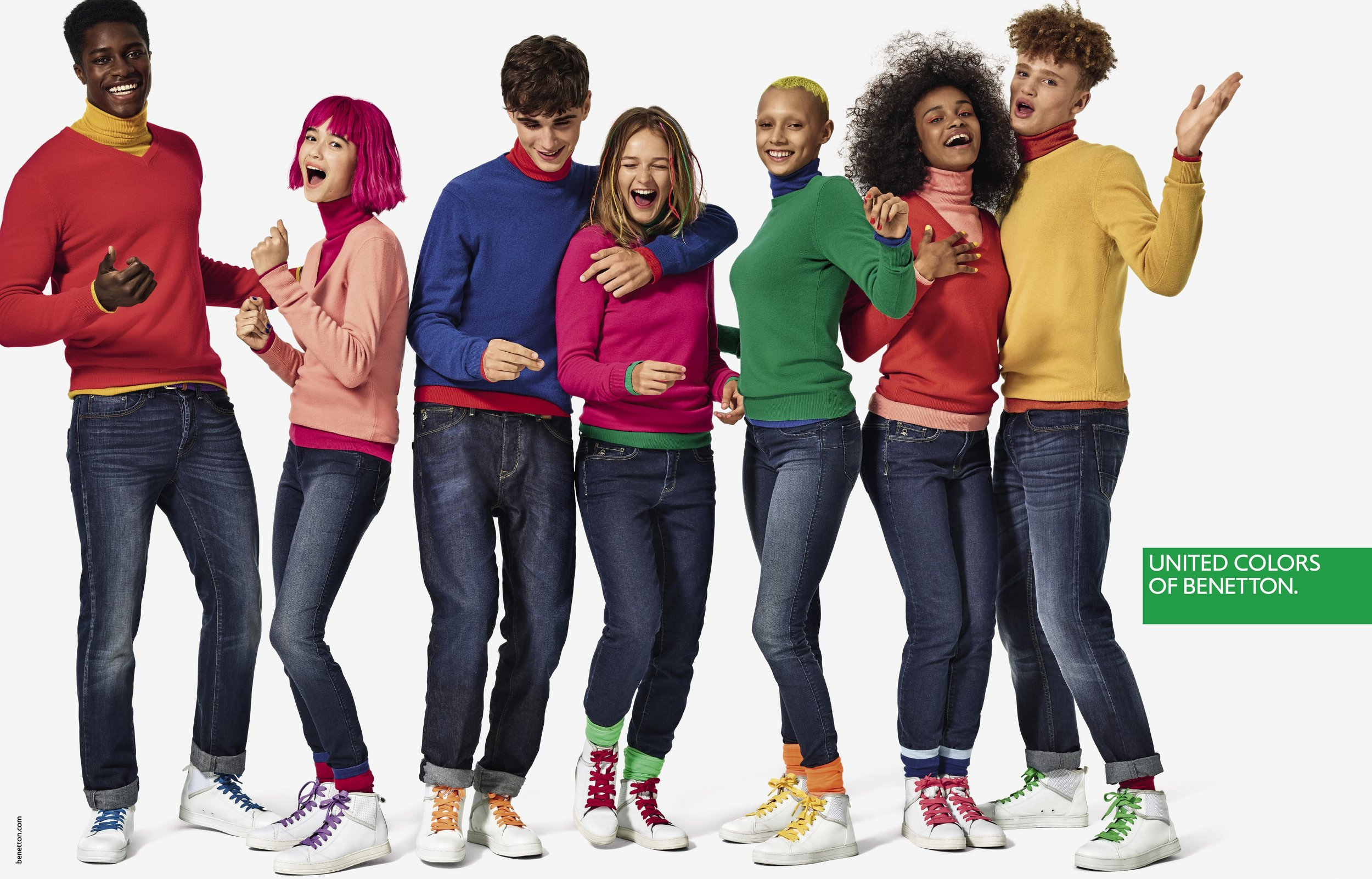 United Colors of Benetton | Garden Mall | Supernova
