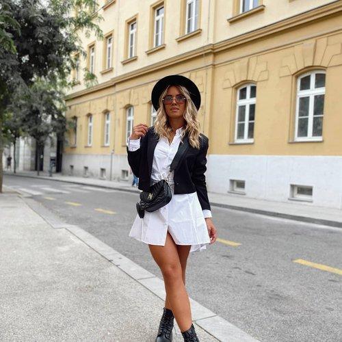 Veselite li se jesenskim modnim kombincijama? 🍂 Naše trgovine pobrinule su se za super ponudu, a @andelica7 za modnu...